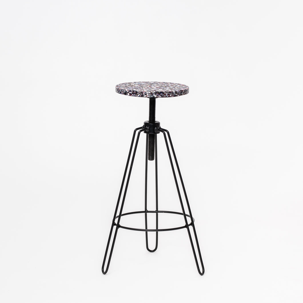 Bar Stool - Speckled