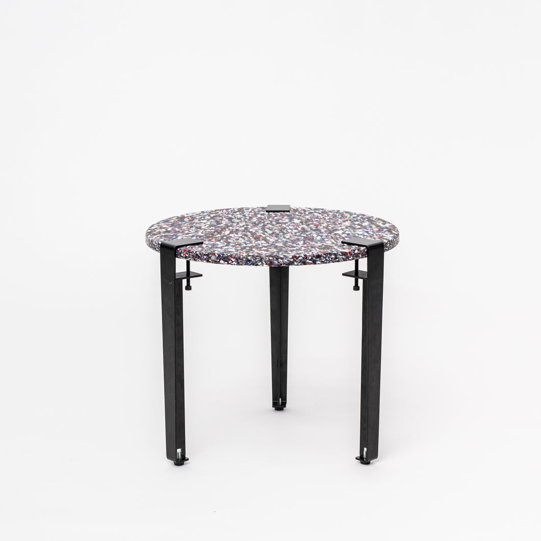 Round Table - Speckled