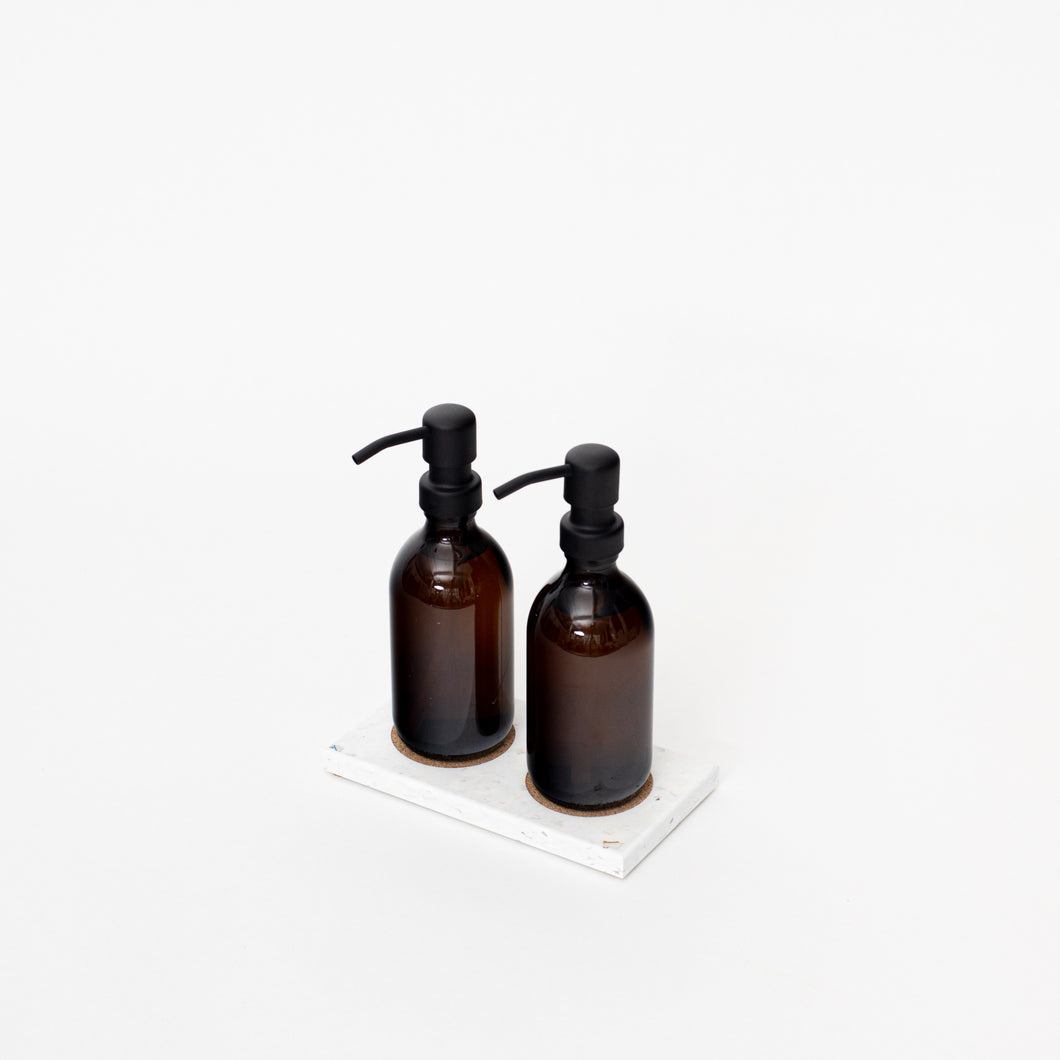 Flat Bottle Stand Set