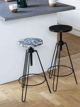 Load image into Gallery viewer, Bar Stool - Coal