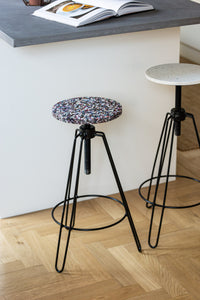 Bar Stool - Chalk