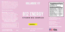 Load image into Gallery viewer, B12 Energy Drops