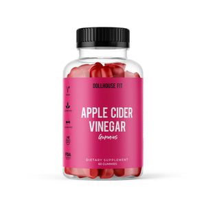 Apple Cider Vinegar Gummies - 1 Month Supply