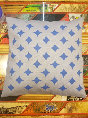Hypocycloid Pillow