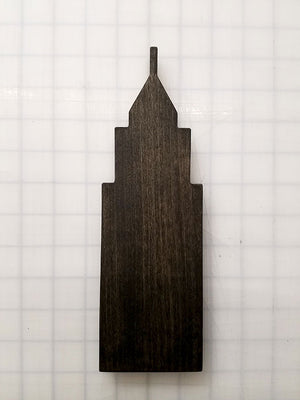Pittsburgh Skyline Tap Handle 2