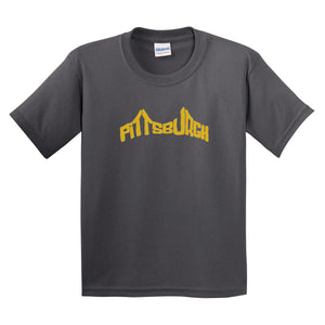 Bridge Pittsburgh Kids/Toddler T-shirt