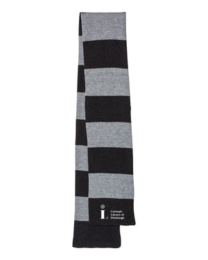 CLP Striped Scarf
