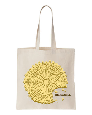 Bloomfield Pizzelle Tote