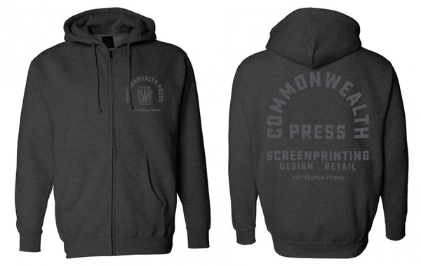 CWP Work Zip Up Hoodie