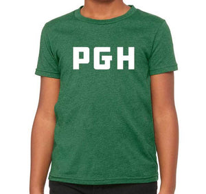 PGH  youth tee