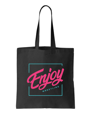 Enjoy Wrestling Tote