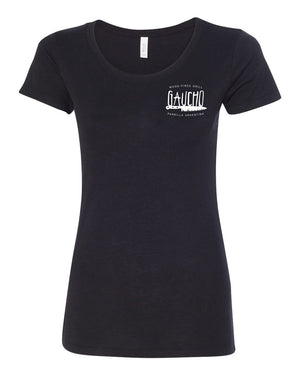 Gaucho Fitted Ladies Tee