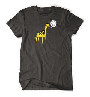 Giraffe Youth Tee