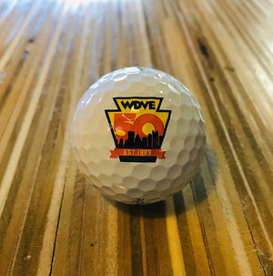 DVE 50th Anniversary Golf Balls