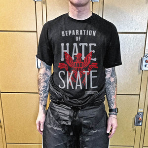 Separation of Hate and Skate