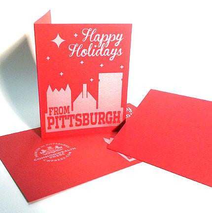 From Pittsburgh Greeting Card