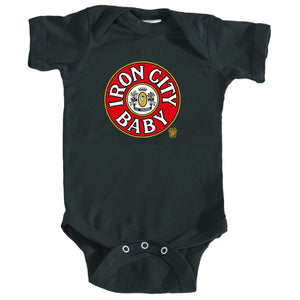 Iron City Baby Onesie/Toddler T-shirt