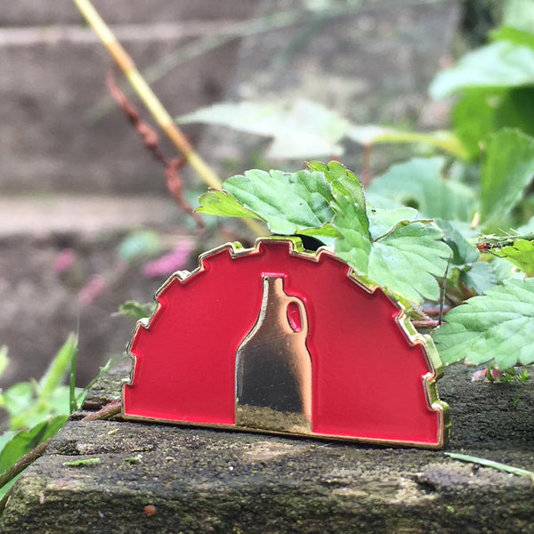 East End Brewing Enamel Pin