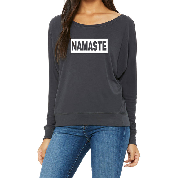 Namaste Knockout Long Sleeve