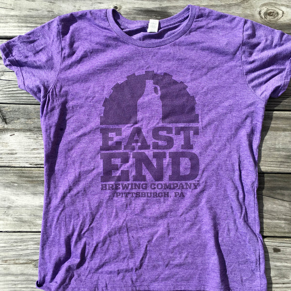 East End Brewing Logo T-Shirt - Ladies