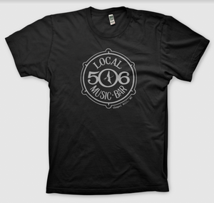 Save the Local 506 Fundraiser T-shirt