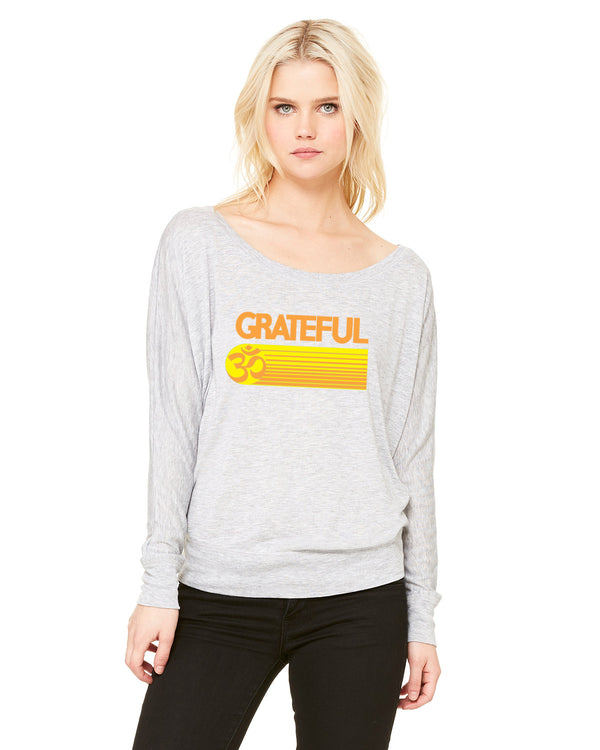 Grateful Long Sleeve Shirt