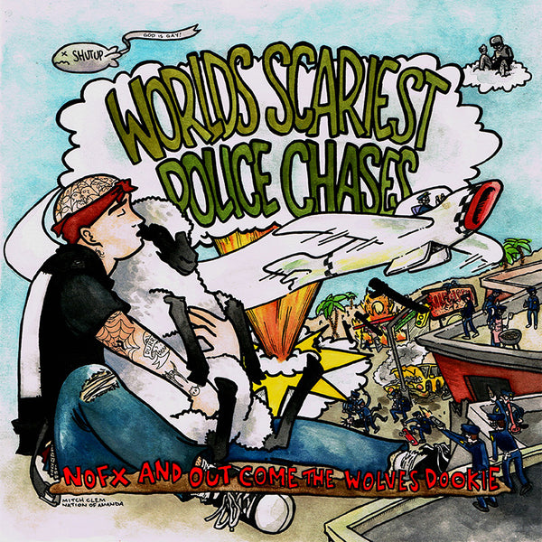 Worlds Scariest Police Chases - NOFX ...and out come the wolves dookie Vinyl Record