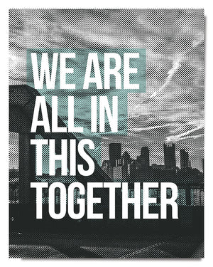we are all in this together poster