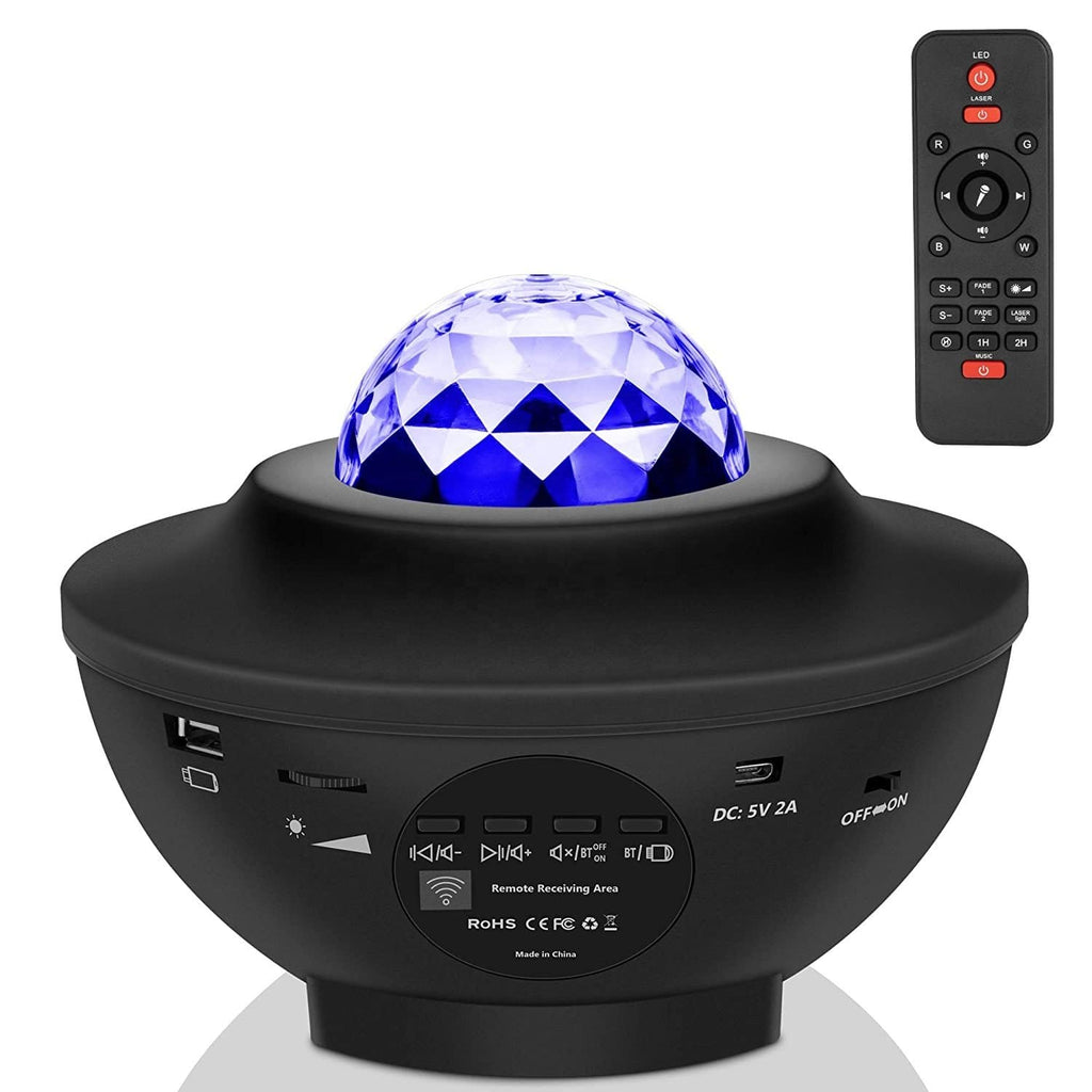 Eternal LEDs™ Galaxy Projector