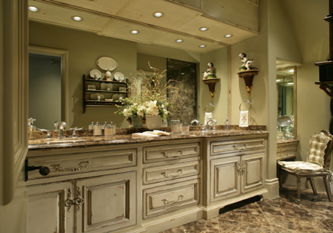 habersham versatile vanity design - Habersham Furniture