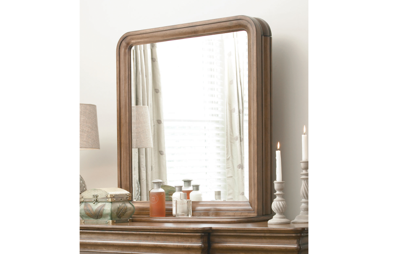New Lou Vertical Storage Mirror by Universal