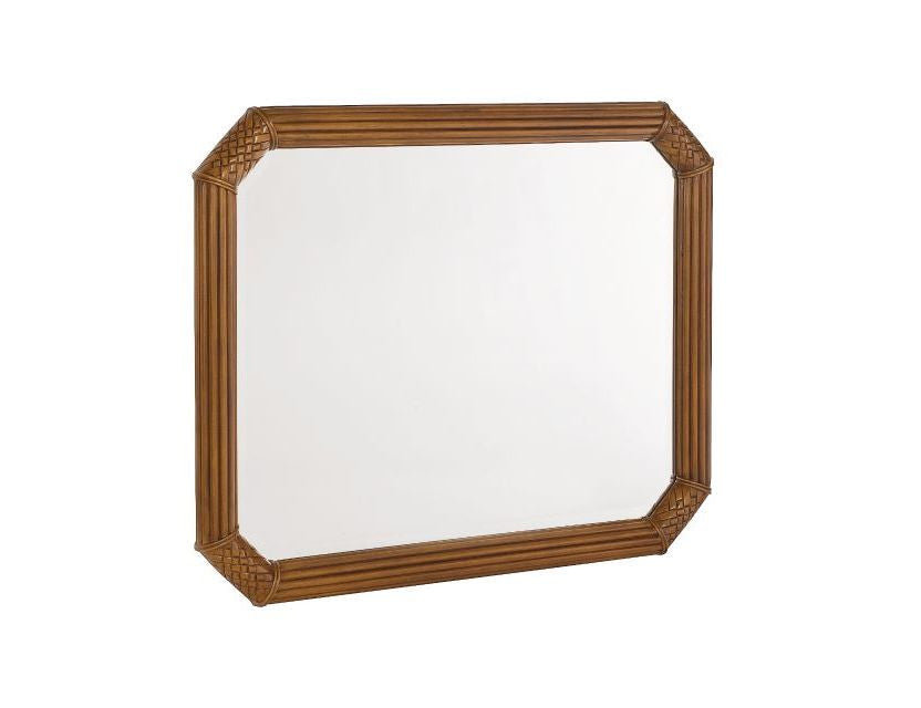 Grand Isle Landscape Mirror by American Drew