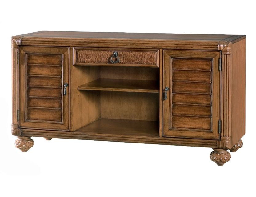 Grand Isle Entertainment Console by American Drew