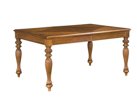 Grand Isle Rectangle Leg Table by American Drew