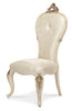 Platine de Royale Side Chair (Set of 2) - Champagne Finish by Aico