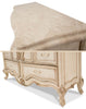 Platine de Royale Tall Dresser - Champagne Finish by Aico