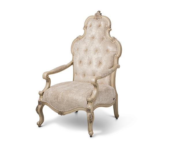 Platine de Royale Wood Chair by Aico