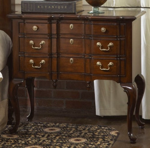 American Cherry Suffolk Lowboy by Fine Furniture Design