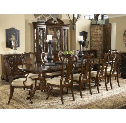 American Cherry Fredericksburg Dining Table by Fine Furniture Design