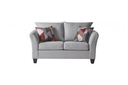 TNT Platinum Loveseat