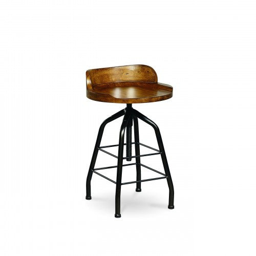 Curated Potter's Stool by Universal