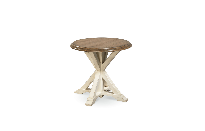 Curated Garden End Table by Universal
