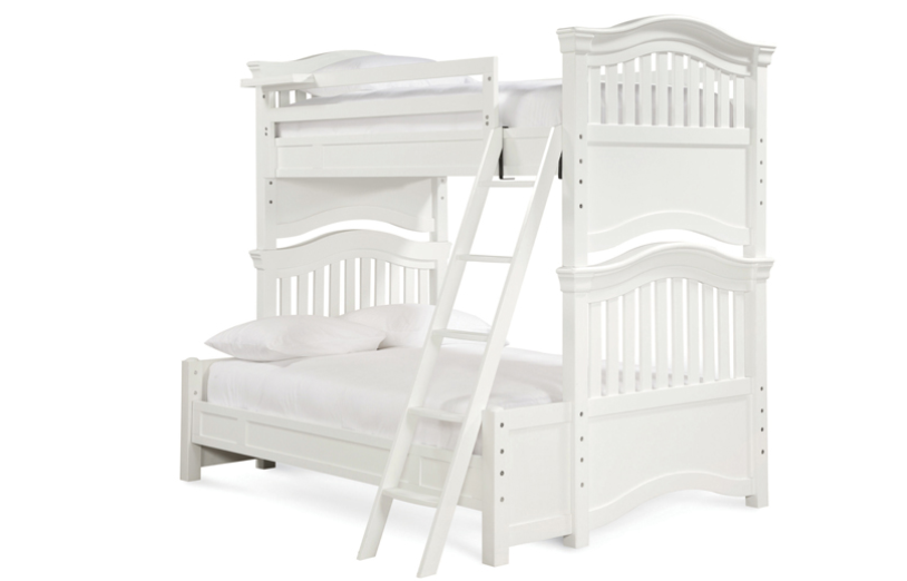 Classics 4.0 Twin Over Full Bunkbed by Smartstuff