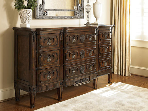Biltmore Triple Dresser by FFD