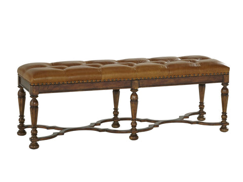 Biltmore Tufted Bed Bench by FFD