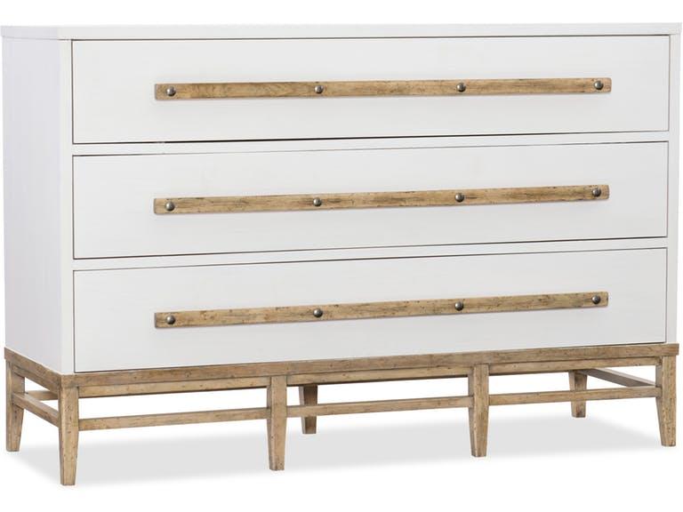 Hooker Urban Elevation Three-Drawer Bachelors Chest