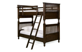 Paula Deen Kids - Guys Twin Bunkbed