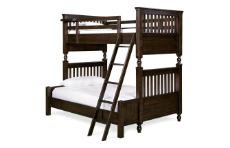 Paula Deen Kids - Guys Twin Over Full Bunkbed