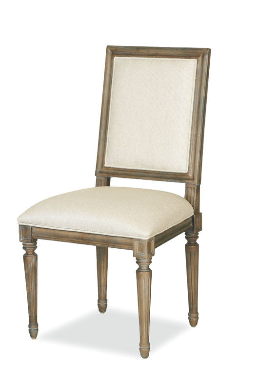 Curated Bergere Chair (Set of 2) by Universal