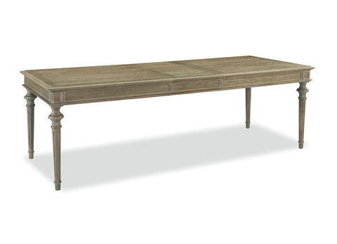 Great Rooms Tribecca Leg Table by Universal